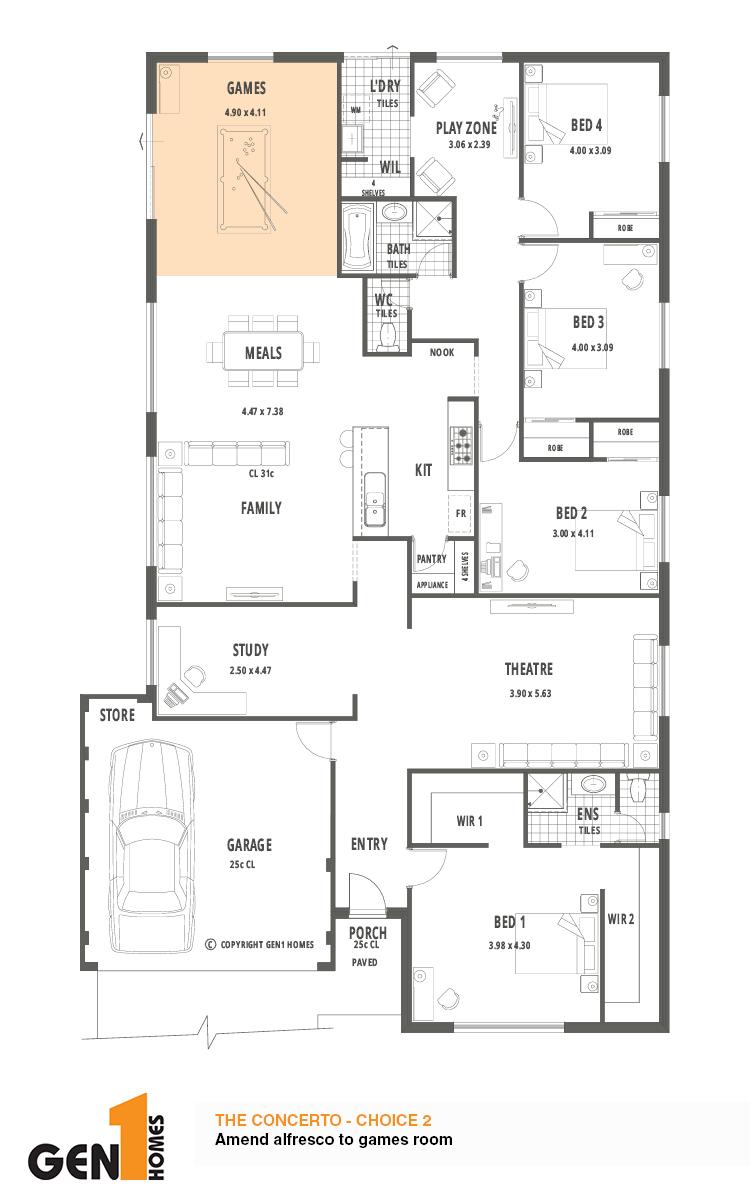 Gen1 Homes Plan