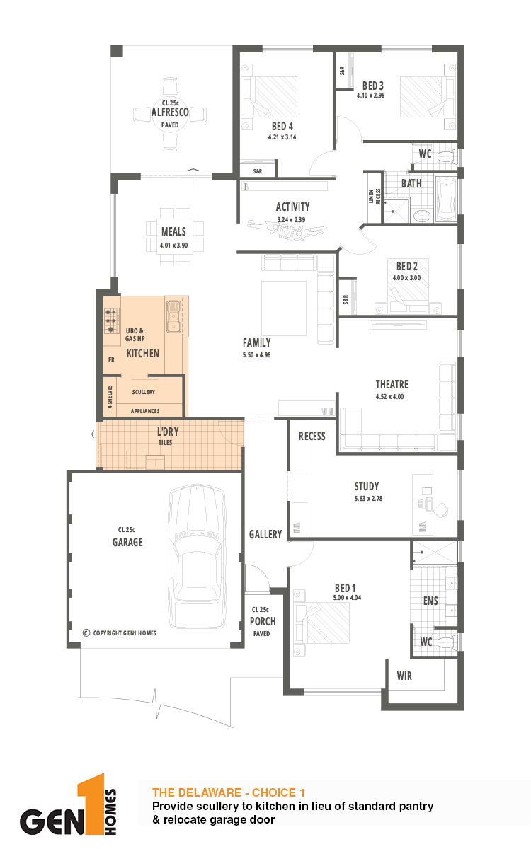 Gen1 Homes Plan